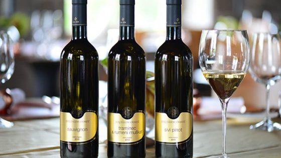 Jeruzalem Ormož - Puklavec wines